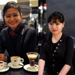 Rimi & Manisha – Baristas
