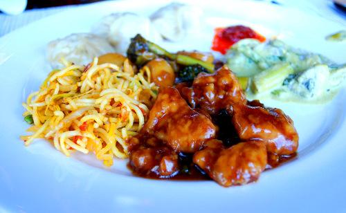 My Chinese Platter