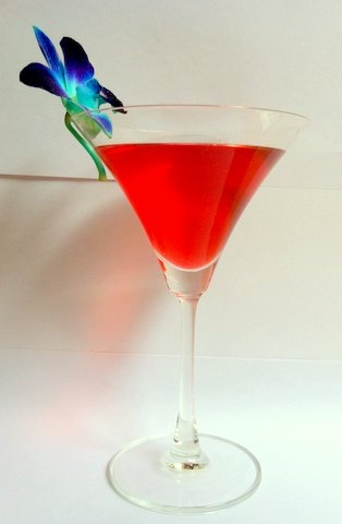 Twinings Fruitberry Tea Cocktail