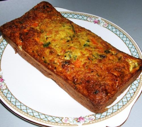Omelette Loaf