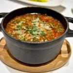 Minestrone Soup, La Brezza