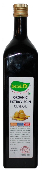 Benefit, Organic EVOO
