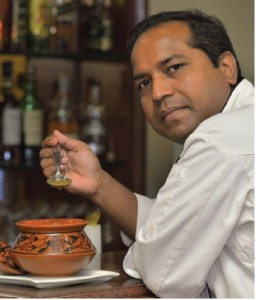 """""""Though spicy, the Benarasi Muslim cuisine has a lighter note when compared to its richer Awadhi counterpart,"""" - Anup Gupta, Executive Chef of The Gateway Hotel Ganges, Varanasi"""