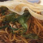 Noodles that hit the spot