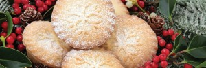 Mince pies were shaped like a cradle to represent the birth of baby Jesus and his bed in the manger.