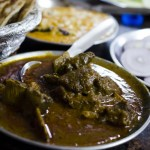 There are quite a few dhabas at Ambala that claim to be the original 'Puran Singh' and it's quite a task figuring out the right place. The mutton curry however was certainly delicious.