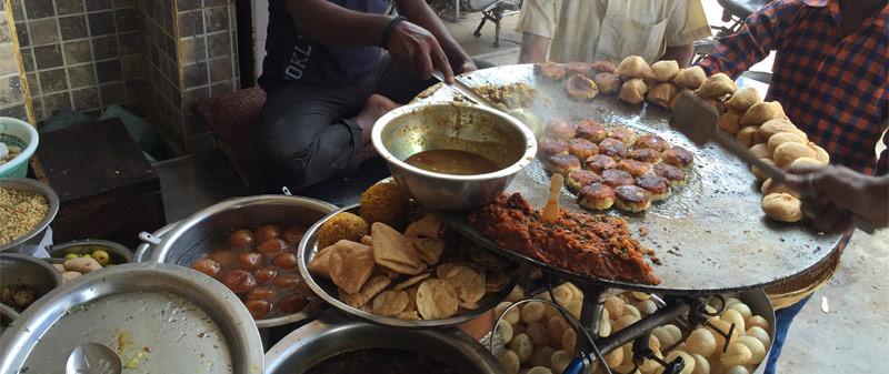 architecture, Banaras, chaat, history, kachori, kashi, lassi, pan