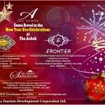 New Year at The Ashok