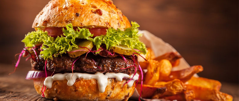Burgers, New York, foie gras, beef burger, chicken burger