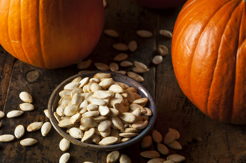 These seeds not only make for a great snacking option toasted and added to salads, but can be used as gravy thickeners instead of the rich cashews, or as healthy addition whilst baking breads. A must try!