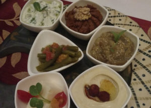 Prato, Four Seasons Mumbai, Turkish Airlines, Turkish Food Festival, Mezze platter, Baklava, Kebabs, Kofteh