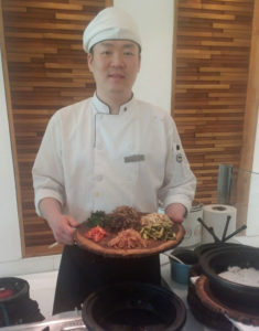 Korean Food Festival, Le Meridien, Chef Park, Gurgaon, Latest Recipe, Gimbap