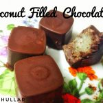 Coconut Filled Chocolates (Bounty!)