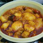 Pork Masala Curry