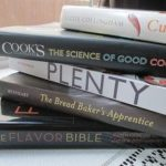5 Food Books To Own!