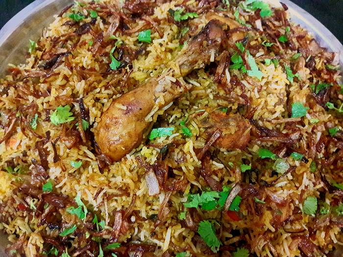 Chicken Biryani (Kerala Thalassery Style) – Chef at Large