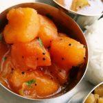 Sweet Potato Bhaji