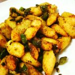Salt and Pepper Baby Corn