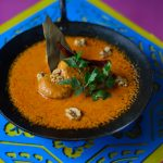Cottage Cheese Balls (Kofta) In Walnut Sauce