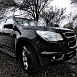 Uphill with The Chevrolet Trailblazer, Part I