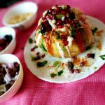 Mix Fruit Spicy Raj Kachori