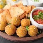 Mexican Cheese Poppers