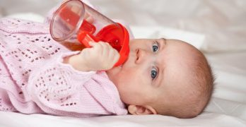 Avoid fruit juice up to the age of 1 year, say the AAP
