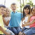 More than Recess: How playing on the swings helps kids learn to cooperate