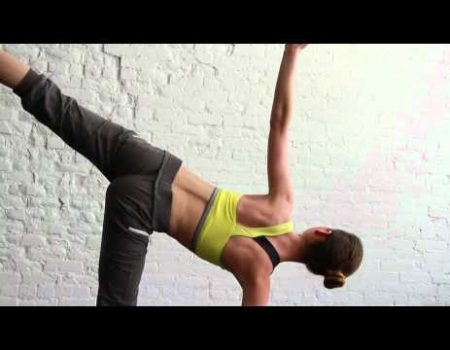 15-Minute Energize with Yoga Workout