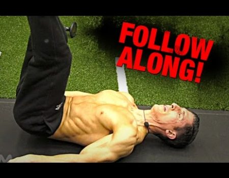 7 Minute Ab Workout: 6 Pack Promise