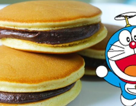Dora Cakes / Dorayaki / Dora Pancakes
