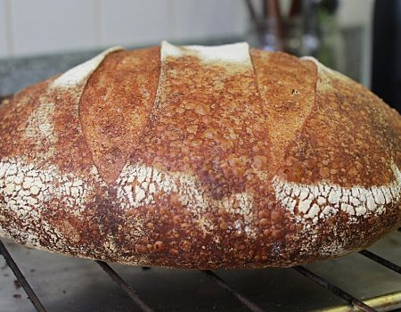 How to Make Sourdough Bread by Feel