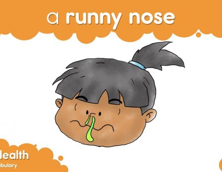 Fun Health Vocabulary for Kids