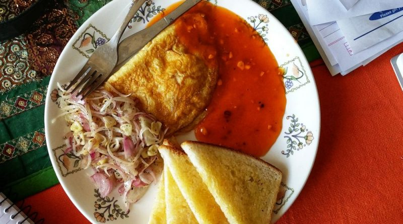 Country-style Omelette