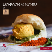 INDULGE IN MONSOON DELIGHTS AT JAIPUR BAKING COMPANY