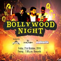 The BIG BOLLYWOOD NIGHT at Best Brews at Four Points by Sheraton, Pune