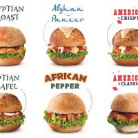 Enjoy a medley of authentic global flavours with CCD's new 'International Burger Carnival'