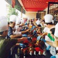 Ring in the holiday season with the Christmas cake mixing ceremony at Renaissance Mumbai Convention