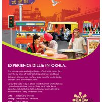 Experience Amazing Dilli-6 Food at Edesia, Crowne Plaza Today New Delhi Okhla