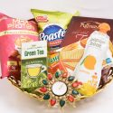 Light up the spirit of festivities with sparkling Diwali Food Hampers from Holachef