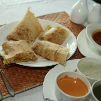 Stay Delighted!!! with Dosa Festival at the Resort