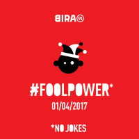 Let's get cheeky with the Bira Monkey on the 1st of April