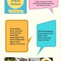 Hokus Porkus - A Pork-y Pop Up