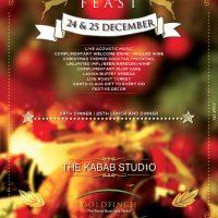 The Christmas Extravaganza at The Kabab Studio